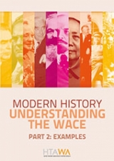 WACE History Study Guide Part 2: Examples