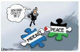 The Struggle for Peace in The Middle East (Online)