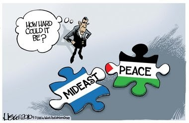 The Struggle for Peace in The Middle East (Online) - Click to enlarge picture.