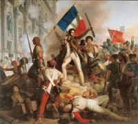 The French Revolution 1774 - 1799 - Click to enlarge picture.